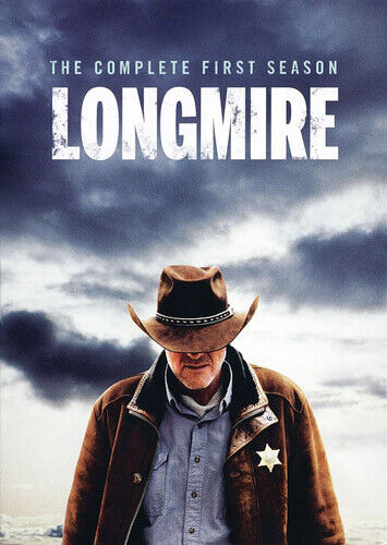 Longmire: The Complete First Season (Season 1) (2 Disc) DVD NEW