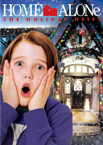 Home Alone 5: The Holiday Heist DVD NEW