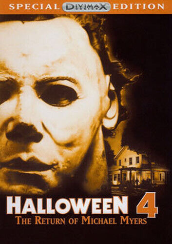 Halloween 4: The Return of Michael Myers (Special Edition) DVD NEW
