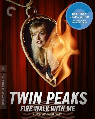 Twin Peaks: Fire Walk with Me (The Criterion Collection, 4K) BLU-RAY NEW