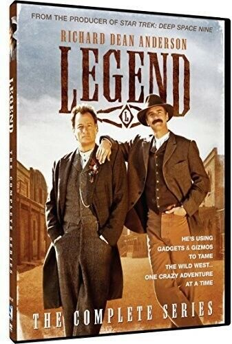 Legend (1995): The Complete Series (Richard Dean Anderson) (2 Disc) DVD NEW