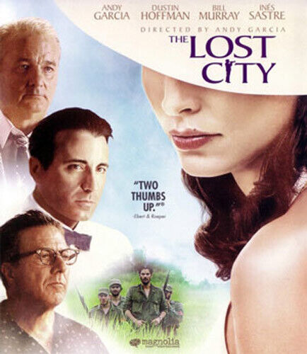 The Lost City (2005 Andy Garcia) BLU-RAY NEW