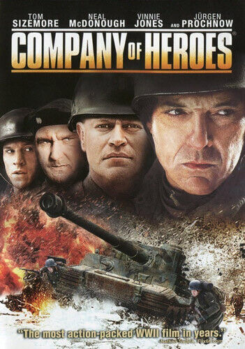 Company of Heroes DVD NEW