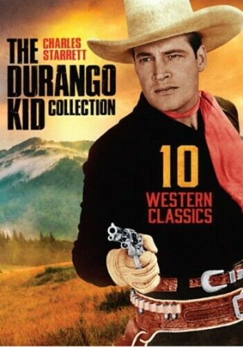 The Durango Kid Collection: 10 Western Classics (2 Disc) DVD NEW
