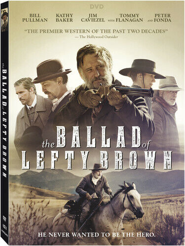 The Ballad of Lefty Brown DVD NEW