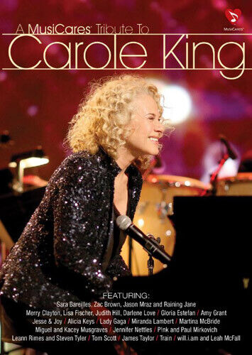 Carole King: A Musicares Tribute to Carole King DVD NEW