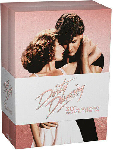 Dirty Dancing (1987 Patrick Swayze) (2 Disc, With DVD, Collectors) BLU-RAY NEW