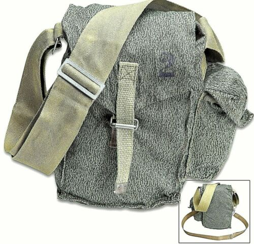Swiss Army Bag Rubberized Hunting Ammo Waist Shoulder Military Pack (HEAVY DUTY)Bags & Packs - 74712