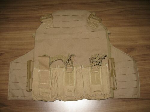 FirstSpear AAC plate carrier front panel pistol rifle mag pocket XL coyote FSOther Current Field Gear - 36071