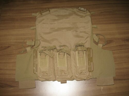 FirstSpear AAC plate carrier front panel pistol rifle mag pocket L/XL coyote MBOther Current Field Gear - 36071