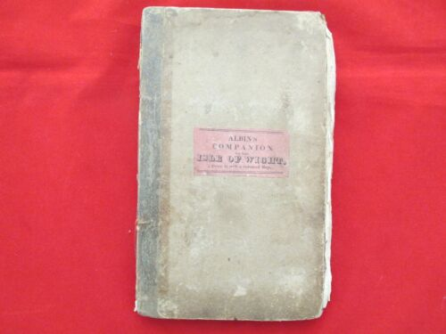 Albins Companion to the Isle of Wight 1818 Eighth Edition