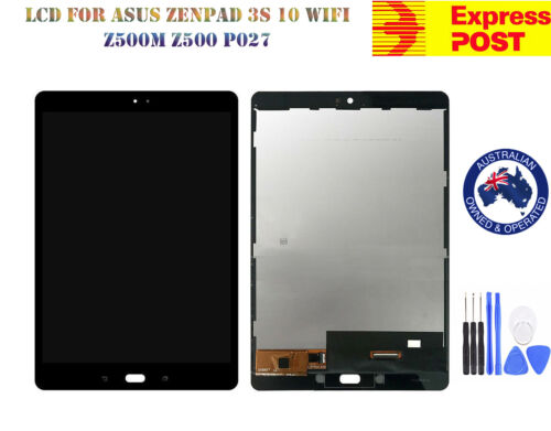 NEW ASUS ZenPad 3S 10 WiFi Z500M Z500 P027 LCD DISPLAY+TOUCH SCREEN DIGITIZER