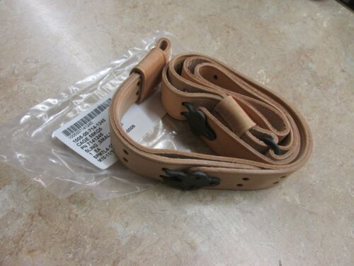 M1907 Leather Sling M1 Garand 1903 US Genuine Military NOS Unissued 7.62MM 308Other Military Surplus - 588