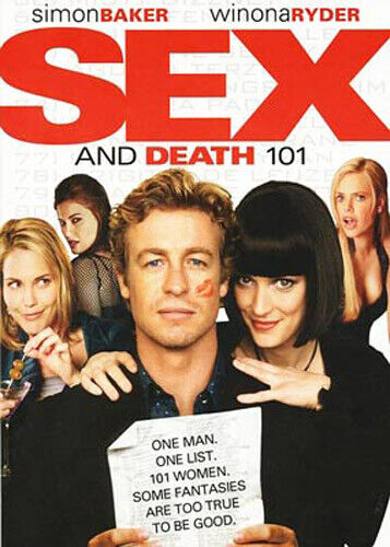Sex and Death 101 DVD NEW