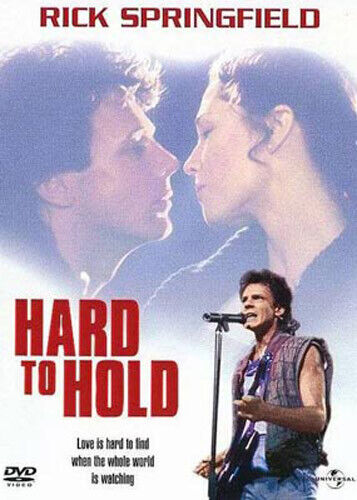 Hard to Hold DVD NEW