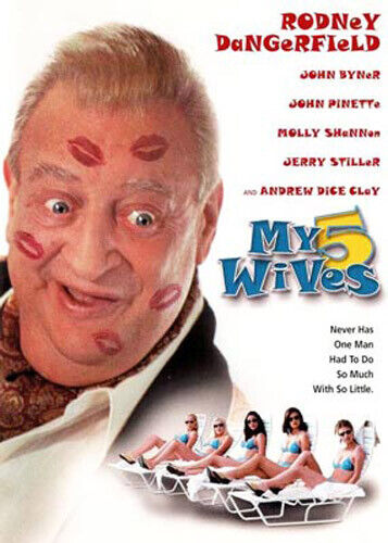 My 5 Wives DVD NEW