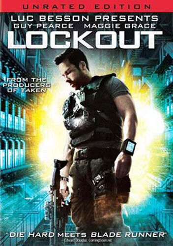 Lockout (Unrated Version) DVD NEW
