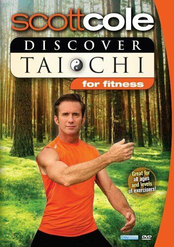 Scott Cole: Discover Tai Chi for Fitness DVD NEW