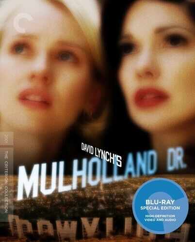 Mulholland Drive (Mulholland Dr.) (The Criterion Collection, 4K) BLU-RAY NEW