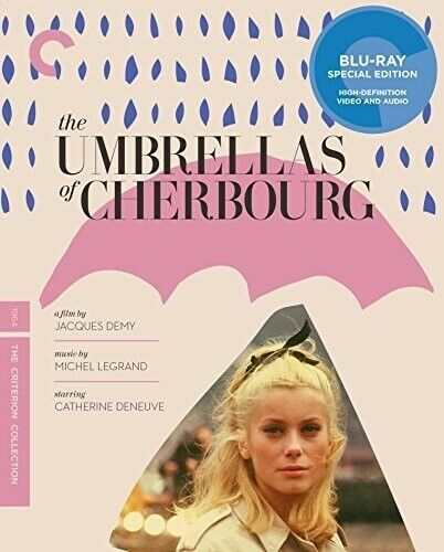 The Umbrellas of Cherbourg (The Criterion Collection) BLU-RAY NEW