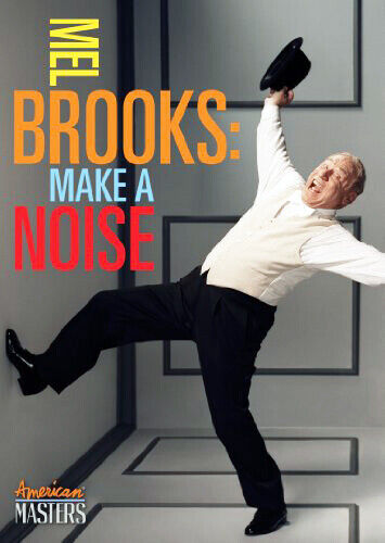 American Masters - Mel Brooks: Make a Noise DVD NEW
