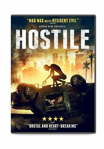 Hostile (2017) DVD NEW