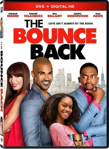 The Bounce Back DVD NEW
