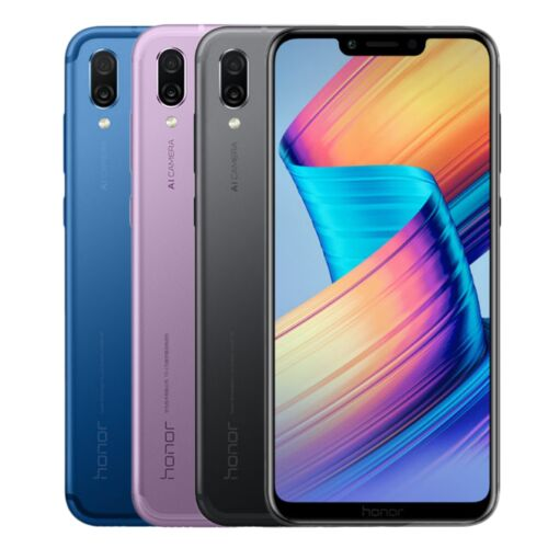 Huawei Honor Play COR-L29 (FACTORY UNLOCKED 6.3 64GB Kirin 970 Black Blue Violet <br/> ✤ in Stock ✤ Ship Worldwide ✤ USA Seller ✤ Top Rated