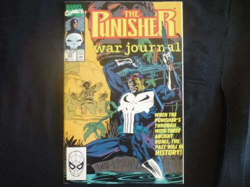 Punisher War Journal # 23 (b20) Marvel Fine 1990 VF