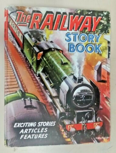The Railway Story Book (Hardcover, 19??)