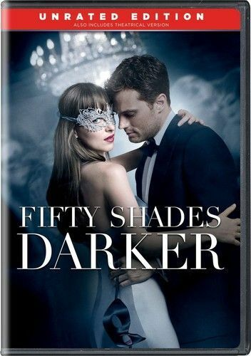 Fifty Shades Darker (Unrated Version) DVD NEW