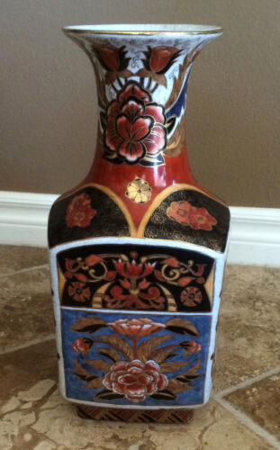 """Large Antique Chinese Vase Incredibly Beautiful Rare Motif MAGNIFICENT 14"""" tall"""