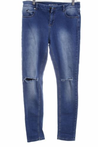 WHISTLES Jeans skinny blu stile casual Donna Taglia IT 42
