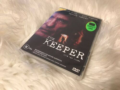 The Keeper Life Has Rules - DVD - Free Postage! Ex-Rental