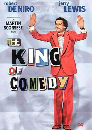 The King of Comedy DVD NEW