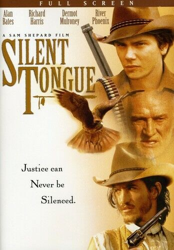 Silent Tongue DVD NEW