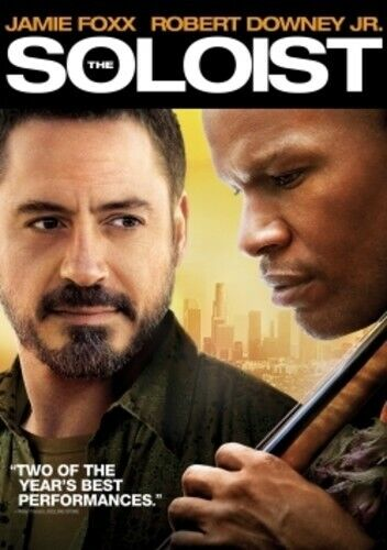 The Soloist DVD NEW