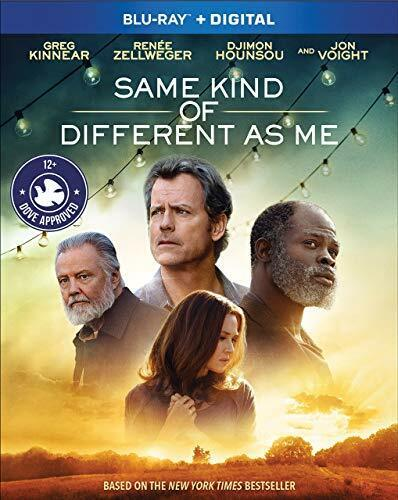 Same Kind of Different As Me BLU-RAY NEW