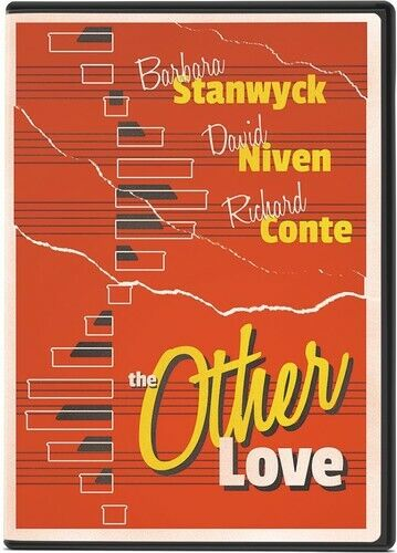 The Other Love (1947 Barbara Stanwyck) DVD NEW