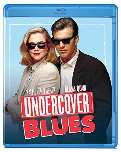 Undercover Blues BLU-RAY NEW