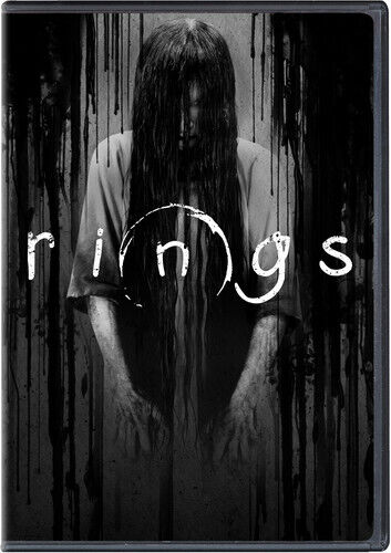 The Ring 3: Rings (2017) DVD NEW