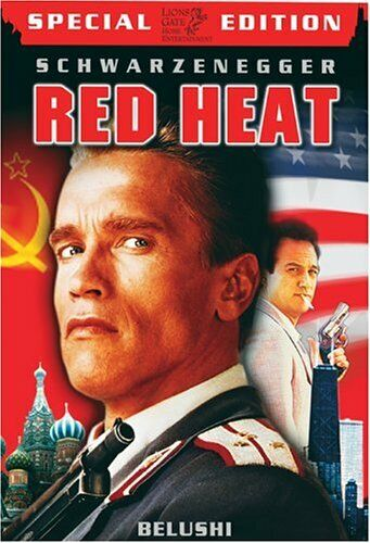 Red Heat (Special Edition) DVD NEW