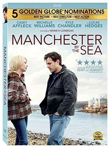 Manchester by the Sea DVD NEW