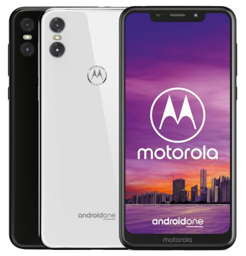 "Motorola One XT1941-4 Dual Sim (FACTORY UNLOCKED) 5.9"" 64GB 4GB RAM  <br/> ✤ in Stock ✤ Ship Worldwide ✤ USA Seller ✤ Top Rated"