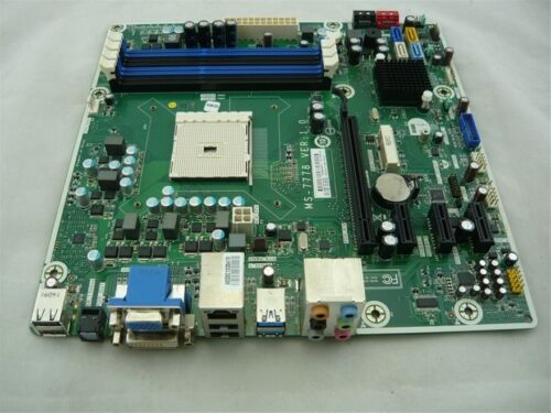 GENUINE HP 717067-501 P6 P7 Jasmine-R AMD Desktop Motherboard FM2 Only NEW