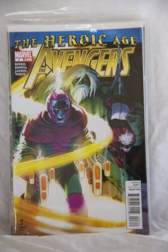 Marvel Comic The Avengers The Heroic Age Issue #3