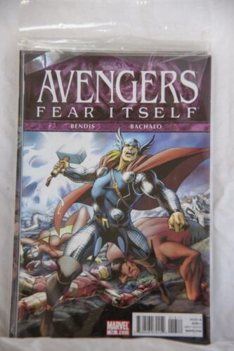Marvel Comic The Avengers Fear Itself Issue #13