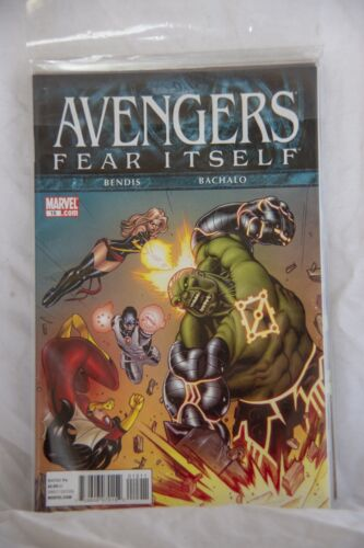 Marvel Comic The Avengers Fear Itself Issue #15