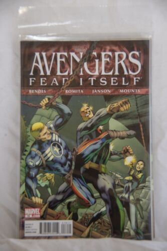 Marvel Comic The Avengers Fear Itself Issue #16