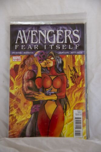 Marvel Comic The Avengers Fear Itself Issue #17